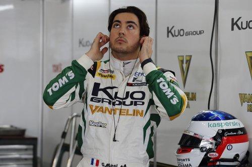 Autopolis Super Formula: Giuliano Alesi takes shock pole