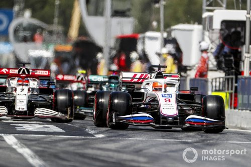 Mazepin: F1's qualifying no-overtaking etiquette is flawed