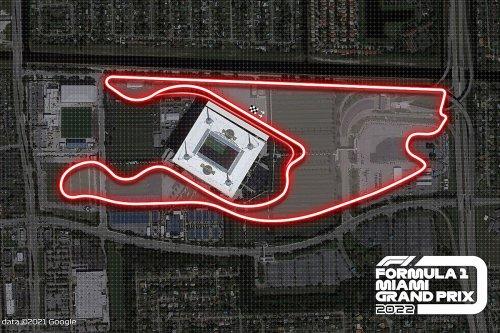 Miami confirms May date for inaugural grand prix in 2022