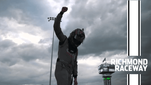 Bowman dedicates win to fallen crew member in emotional post-race interview - NASCAR Cup Videos