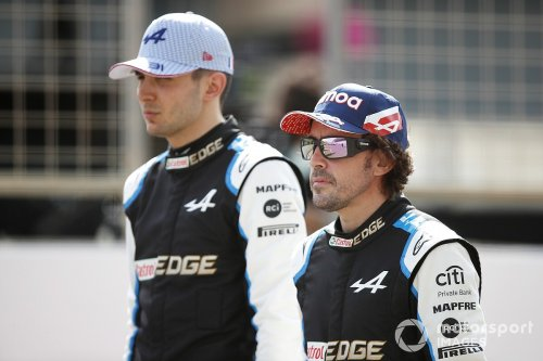 Alpine won't let Alonso and Ocon F1 rivalry get out of hand