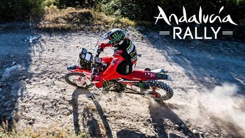 2021 Andalucia Rally Highlights: Stage 4 - Bikes - Cross-Country Rally Videos