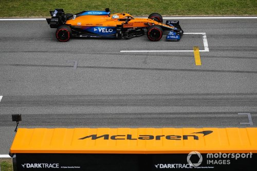 Live: Watch McLaren F1's Monaco Grand Prix announcement