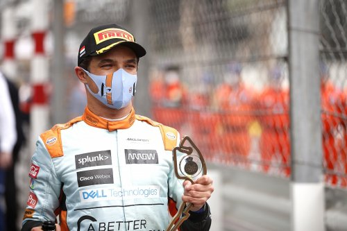 Brown: Norris 'as fast as anyone on the grid' in F1 right now
