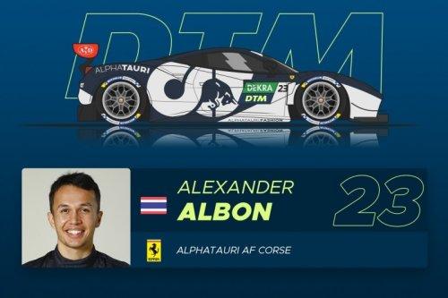 Alle Designs der DTM-Saison 2021: Das Starterfeld im exklusiven Ranking!
