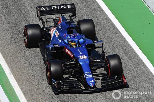 Alpine's progress almost 'too good to be true' - Alonso