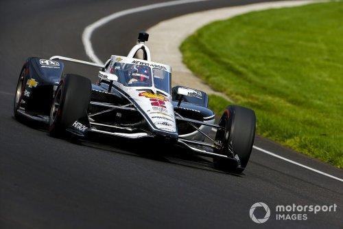 Newgarden salue les progrès de Chevrolet après le test à Indianapolis