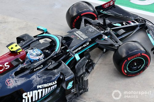 Is Mercedes' big strength against Red Bull a weakness for Bottas?