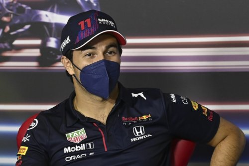 Neuer Red-Bull-Vertrag: Sergio Perez hofft auf kurze Gespräche