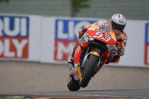 Honda: Marquez's Germany MotoGP win won't transform season