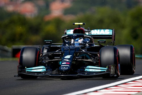 Grand Prix practice results: Bottas fastest in Hungary F1