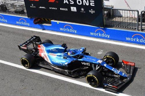 Alpine espère retrouver la forme au GP de Russie
