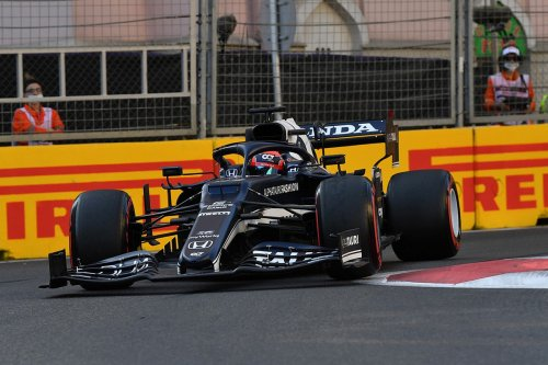 """Tost: Tsunoda must find F1 limit to use """"unbelievable natural speed"""""""