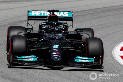 F1 Spanish GP: Hamilton tops FP2, Verstappen only ninth