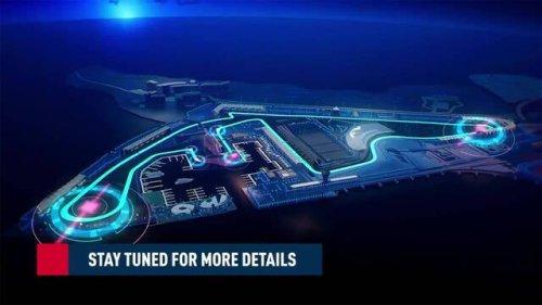 Yas Marina renovations - Formula 1 Videos