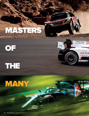 Motor Sport cover image