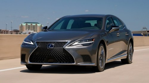 Lexus Teammate Advanced Drive-Assist Review: Better Than Tesla's Autopilot