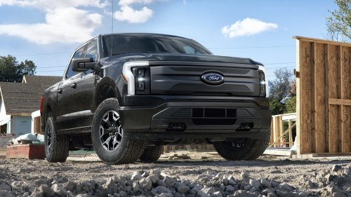 How the 2022 Ford F-150 Lightning Electric Truck Is so Darn Cheap
