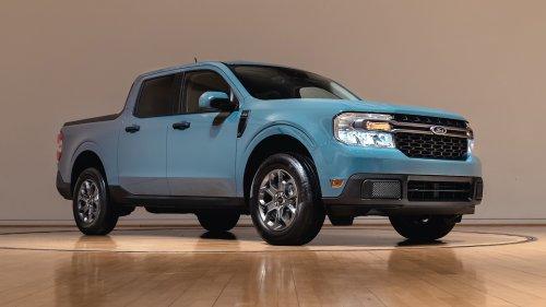 2022 Ford Maverick Buyer's Guide: Reviews, Specs, Comparisons