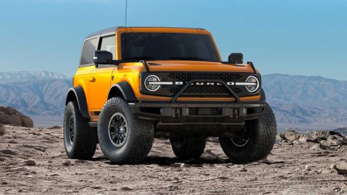 """Ford CEO Promises Electric Versions of """"Iconic Vehicles,"""" Hints at Bronco"""