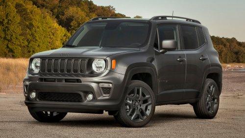 2021 Jeep Renegade Buyer's Guide: Reviews, Specs, Comparisons