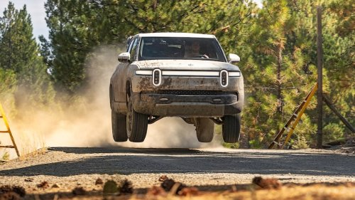 Exclusive: We Drive the 2022 Rivian R1T Off-Road Across the Trans-America Trail, Part 2