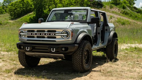 Ford Bronco Sold Out for Years, Orders Pouring in for F-150 Lightning and Maverick