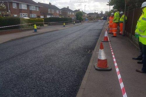 U.K. Testing Roads Made from Recycled Plastics
