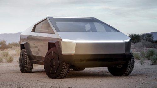 2022 Tesla Cybertruck Buyer's Guide: Reviews, Specs, Comparisons