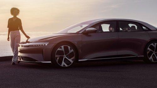 Lucid Motors Trolls Tesla With Ad Following Elon Musk's SNL Monologue