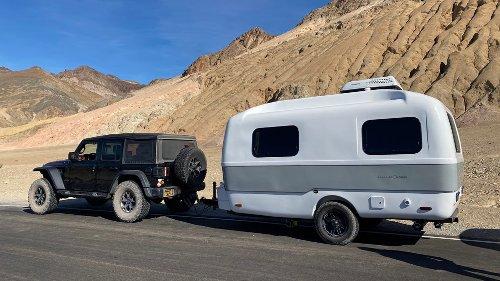 Happy Happy Joy Joy: Meet the Lightweight Happier Camper Traveler Trailer