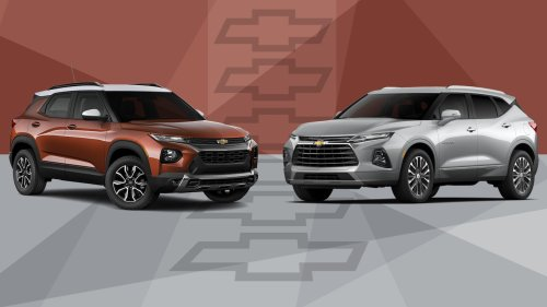 Chevrolet Blazer vs. Trailblazer: What's the Difference Between These SUVs?