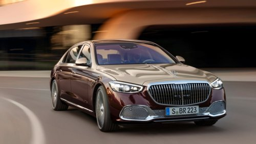 2022 Mercedes-Maybach S680 First Look: Benz's V-12 Lives!