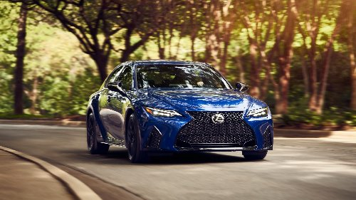 2021 Lexus IS Buyer's Guide: Reviews, Specs, Comparisons