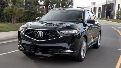 2022 Acura MDX First Drive: Needs More Luxury
