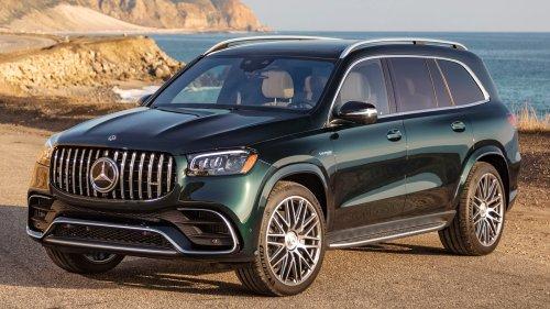 2021 Mercedes-Benz GLS-Class Buyer's Guide: Reviews, Specs, Comparisons