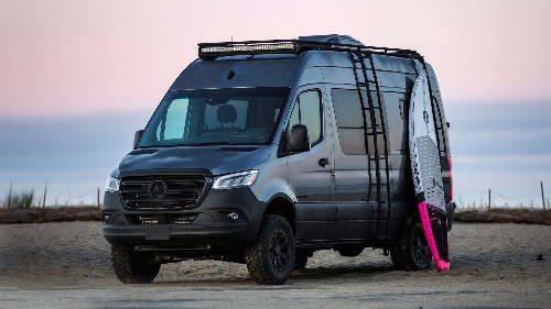 Relatively Affordable Camper-Van Conversions for Living That Van Life