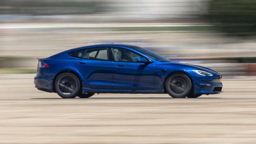 Wanna Go 200 MPH in Tesla's Model S Plaid? Here's What You Need