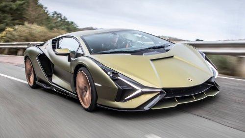 2021 Lamborghini Sián FKP 37 First Drive: Absolutely Mind-Melting