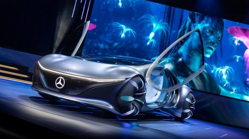 15 Concept Cars with Strangely Cool Doors