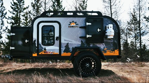 Seven of the Most Amazing Off-Road Camper Trailers