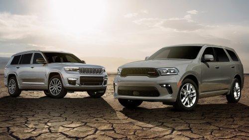 2021 Jeep Grand Cherokee L vs. Dodge Durango: Which Stellantis 3-Row SUV Is Best?