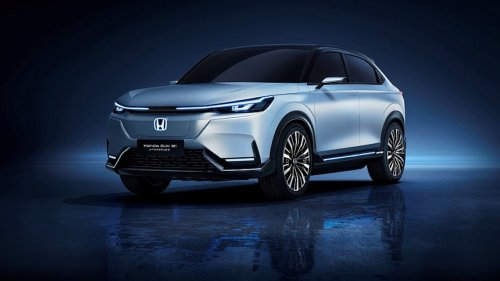 Honda SUV e:Prototype First Look Review: The Electric HR-V Cometh