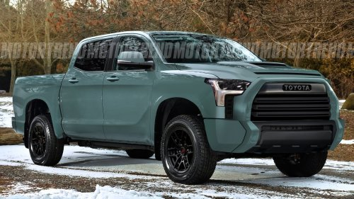 Toyota Says It'll Build an All-Electric Pickup Truck Soon