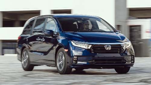 2021 Honda Odyssey EX-L: Our Yearlong Odyssey With One Has Begun