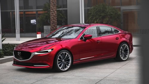 2023 Mazda 6 RWD Future Cars: The 6 We've All Waited For