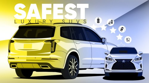 What Are the Safest Luxury SUVs for 2021? Here's Our List