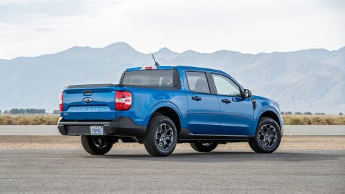 Ford Says Sorry for Maverick Hybrid Delays With Free FITS Kits