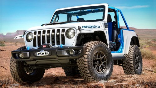 First-Ever Jeep EV Coming Very Soon, Followed By an Electrified Dodge