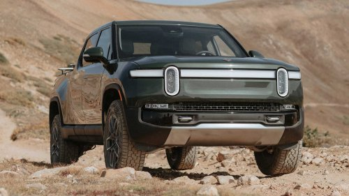 2022 Rivian R1T Electric Pickup Truck Second Drive: Improving On the Fly